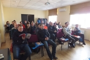 Regional seminars on the presentation of new products in the city of Sumy