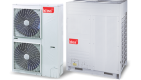 IdeaPro DX-system (direct evaporator systems)